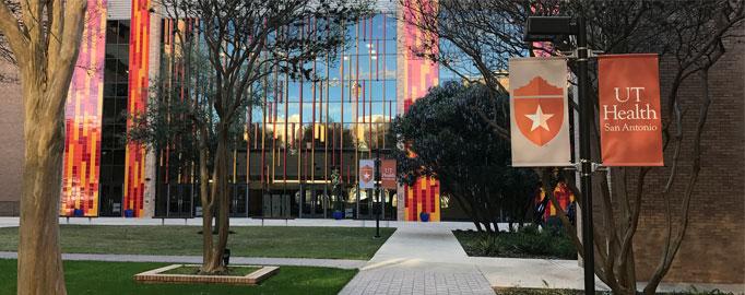 UTHSA campus