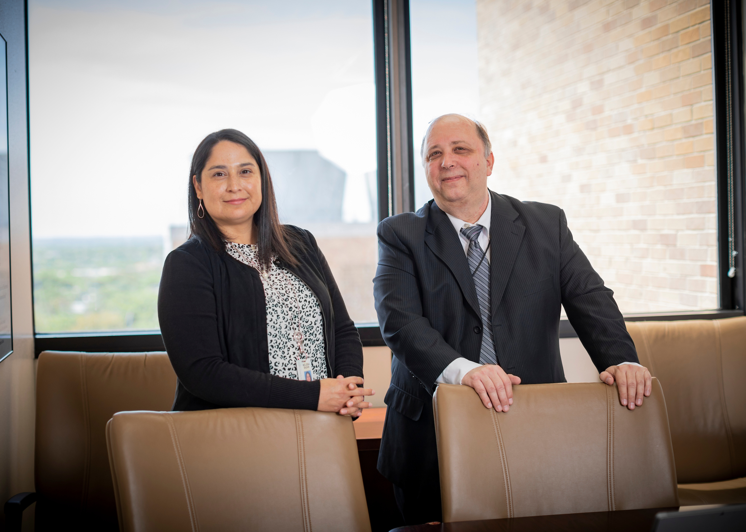 Melissa Bazan, M.A. & David Welch, M.B.A