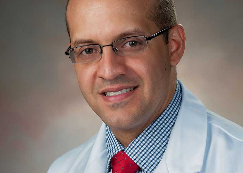 Dr. Alex Mejia, Oncology at the CTRC