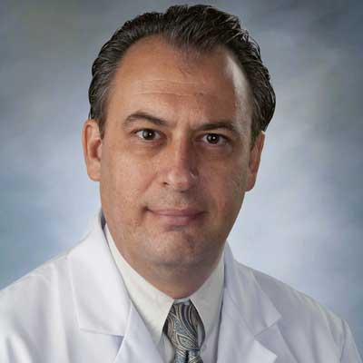 Dr. Brenner, medical oncologist and tumor biologist at CTRC