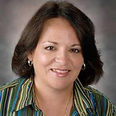 Deborah Parra-Medina, Ph.D., M.P.H., tenured professor of Epidemiology & Biostatistics at UTHSCSA