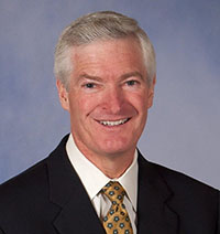 Kenneth M. Hargreaves chairman of UT Dentistry's Endodontics department