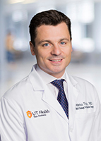 Dr. Federico Tozzi, Assistant Professor, Surgical Oncology and Endocrine Surgery