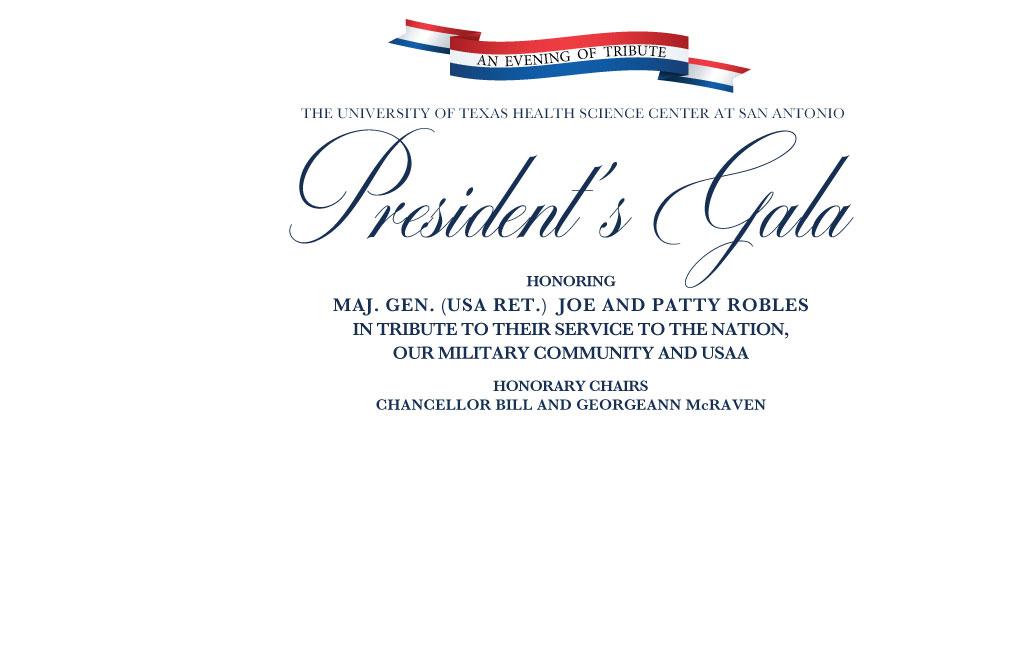 2016 President's Gala