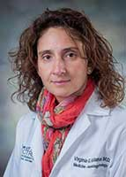 Dr. Virginia Kaklamani, breast cancer expert
