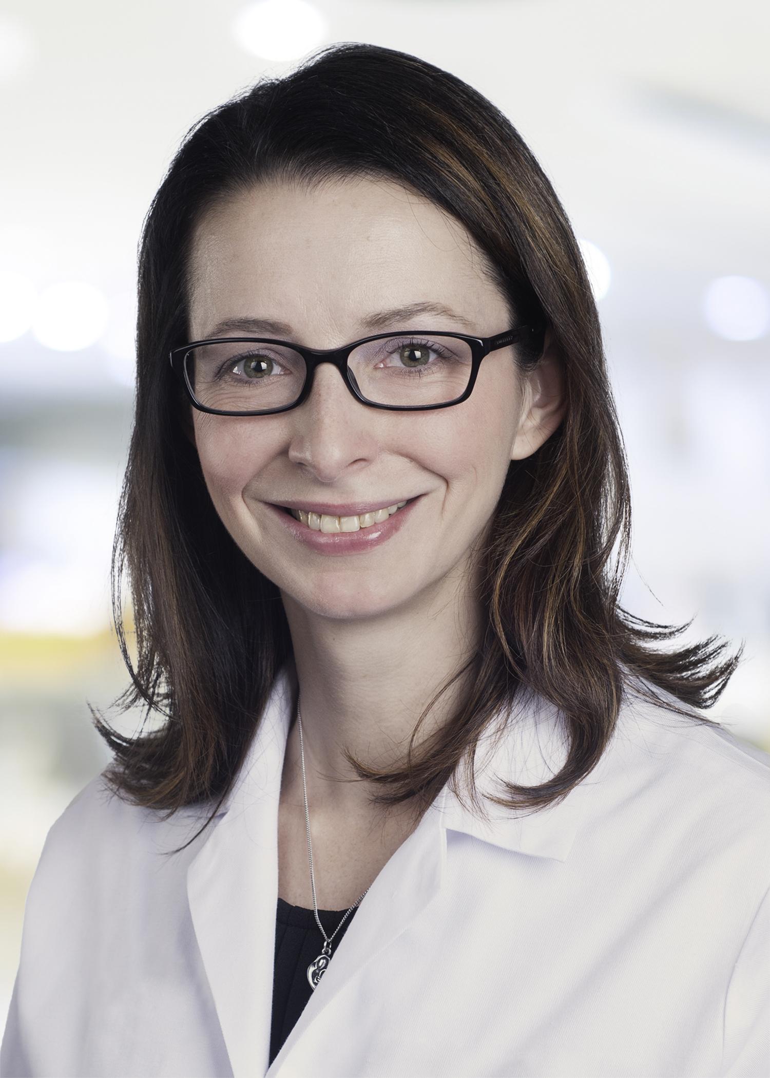 Dr. Georgia McCann
