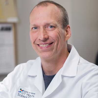 Paul Hasty, D.V.M., Professor Department of Molecular Medicine