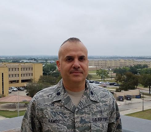 Lt. Col. Gerardo Ramos
