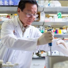 Rong Li, Ph.D. molecular biologist