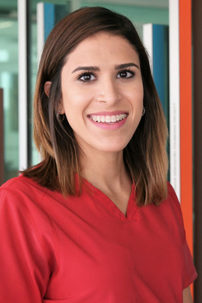 Selina Fuentes, Third Year School of Dentistry Student, President of the Hispanic Student Dental Association