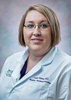 Laura Tenner, M.D.