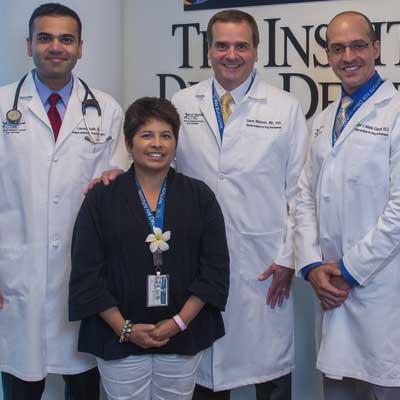 Dr. Steven D. Weitman and associates, the CTRC