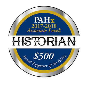 Physician Assistant Historian Seal