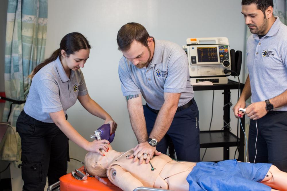 Bachelor in Emergency Health Sciences | UT Health San Antonio