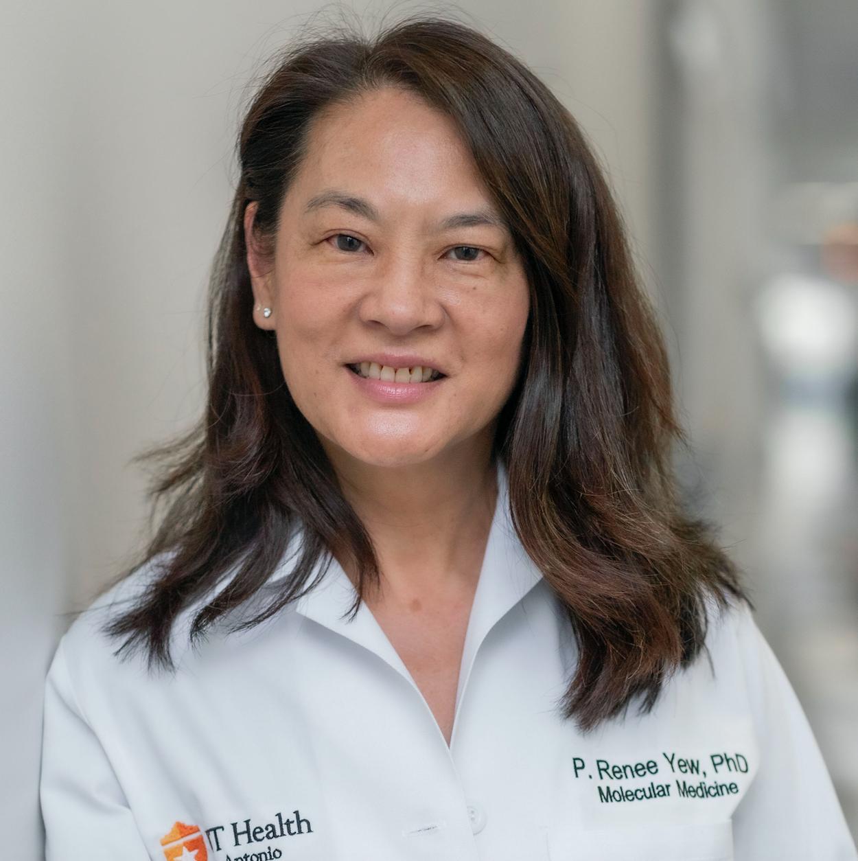 Dr. P. Renee Yew, Associate Professor, Molecular Medicine