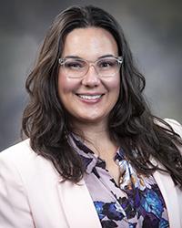 Adriana Dyurich, Ph.D, LPC