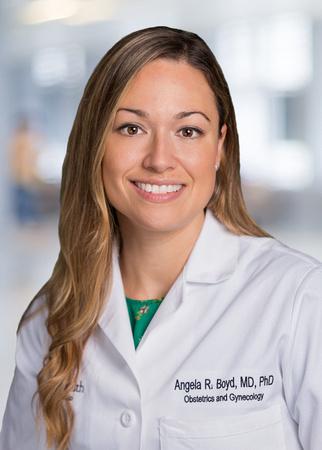 Dr. Angela Boyd