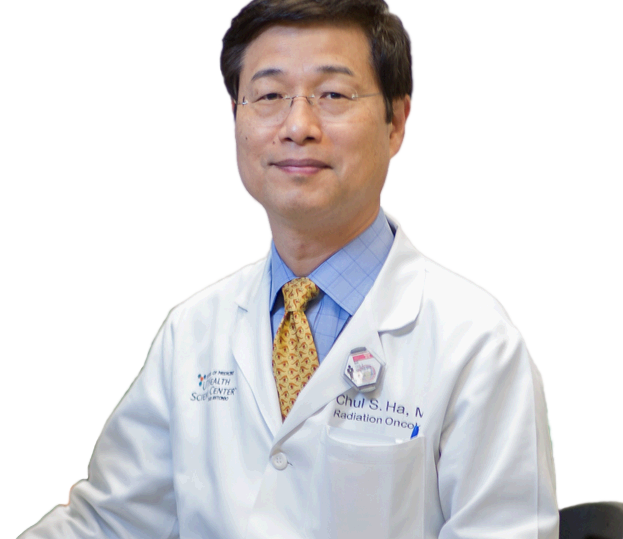 Dr. Chul Ha radiation oncology
