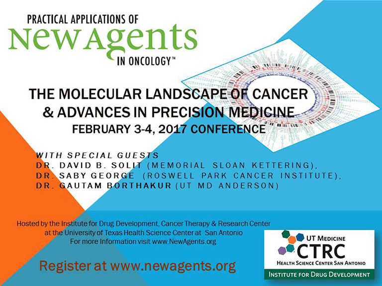 Practical Applications of New Agents in Oncology Conference