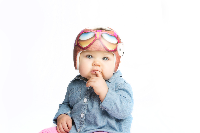 infant helmet orthotic