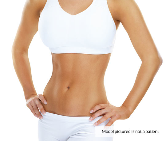 Body contouring model