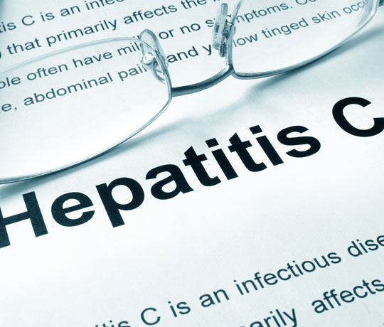 Hepatitis C information sheet