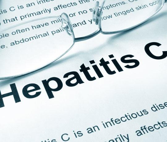 Hepatitis C information sheet