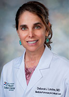 Deborah Levine, MD, UT Health San Antonio Physicians