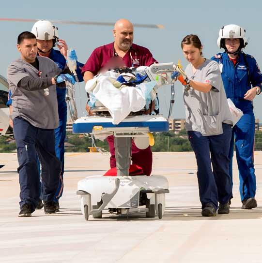 Emergency Health Sciences