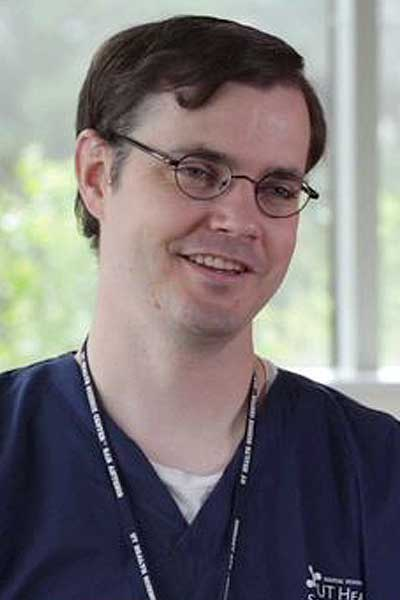 Steven Farnsworth - 2nd Year Dental Dentist DDS Student and trainee in dentist scientist program