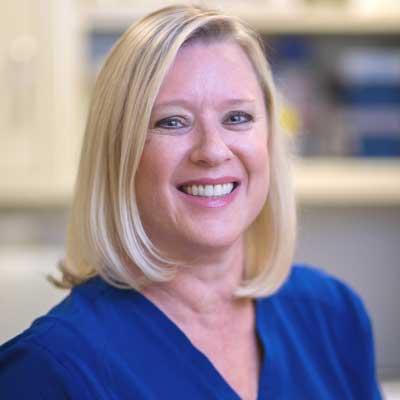 Cara Gonzales, Ph.D., D.D.S., Assistant Professor of Comprehensive Dentistry
