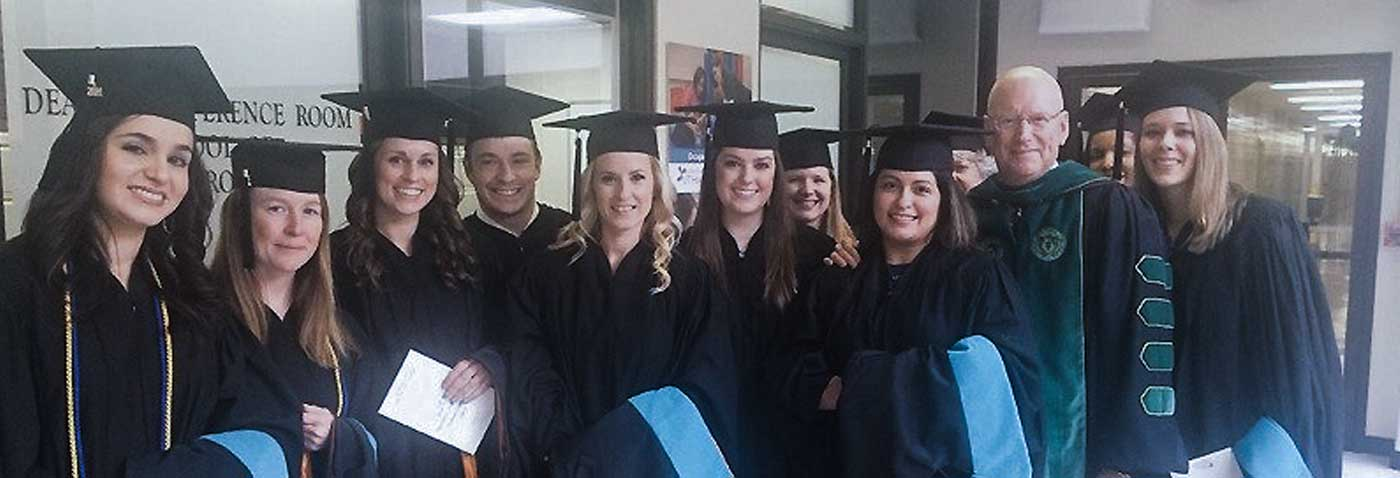 Health Professions Graduation