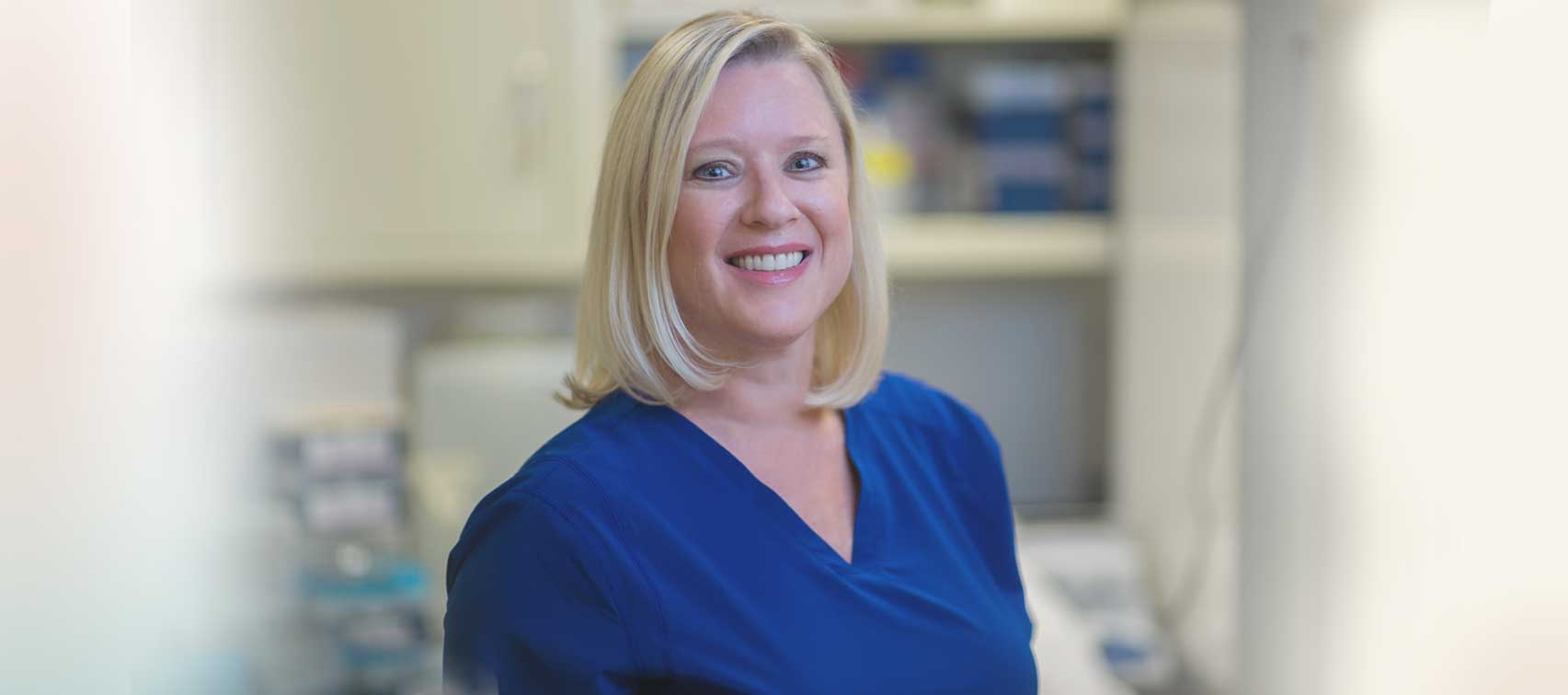 Dentist and researcher Dr. Cara Gonzales' research into oral cancer and pain searches for a cure to help survivors cope.