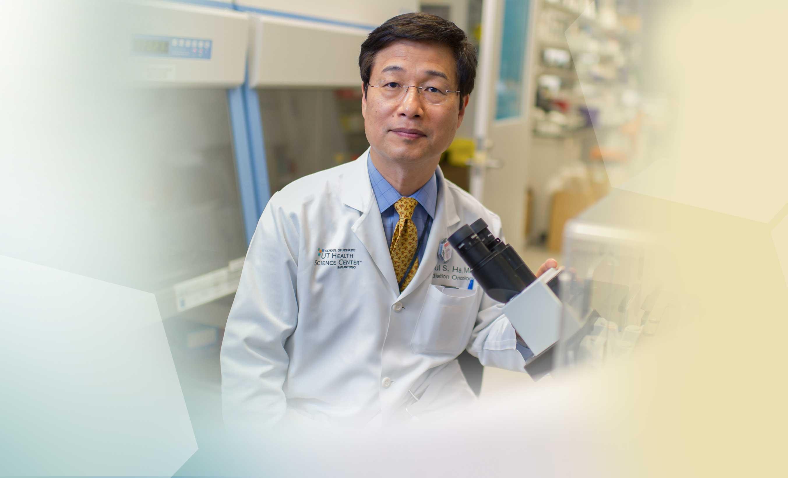 Dr. Chul Soo Ha, chairman radiation oncology CTRC