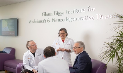 Researchers and Entrepreneurs gather at the Biggs Institute