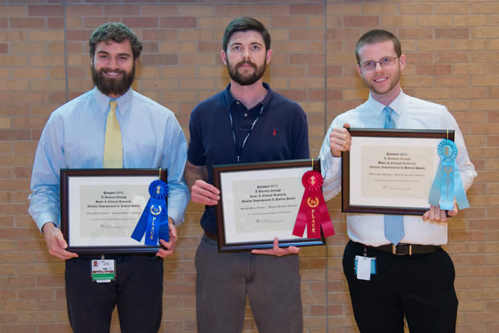 medical student division winners