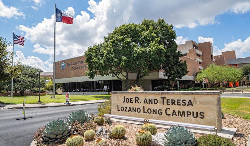 Long School of Medicine building photo