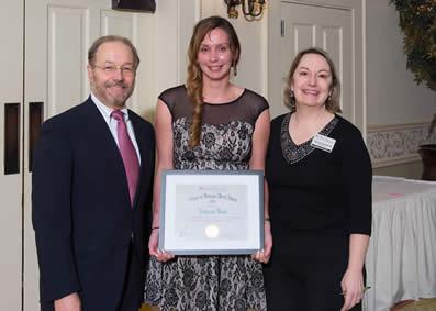 Merit award winner
