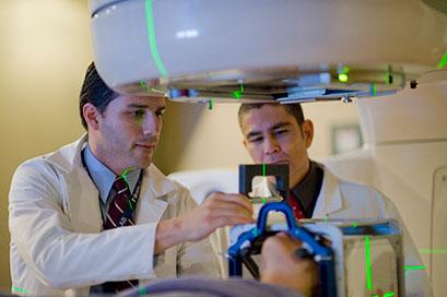 UT Health San Antonio  doctors conducting cancer research