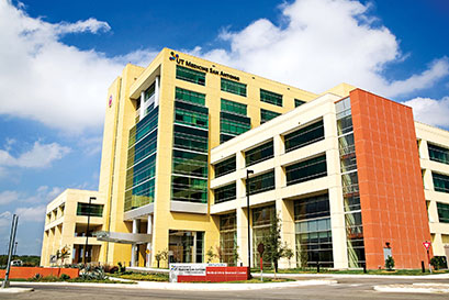 UT Medicine Health Science Center San Antonio patient care facility location