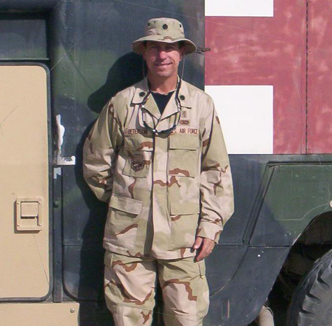 Dr. Alan Peterson