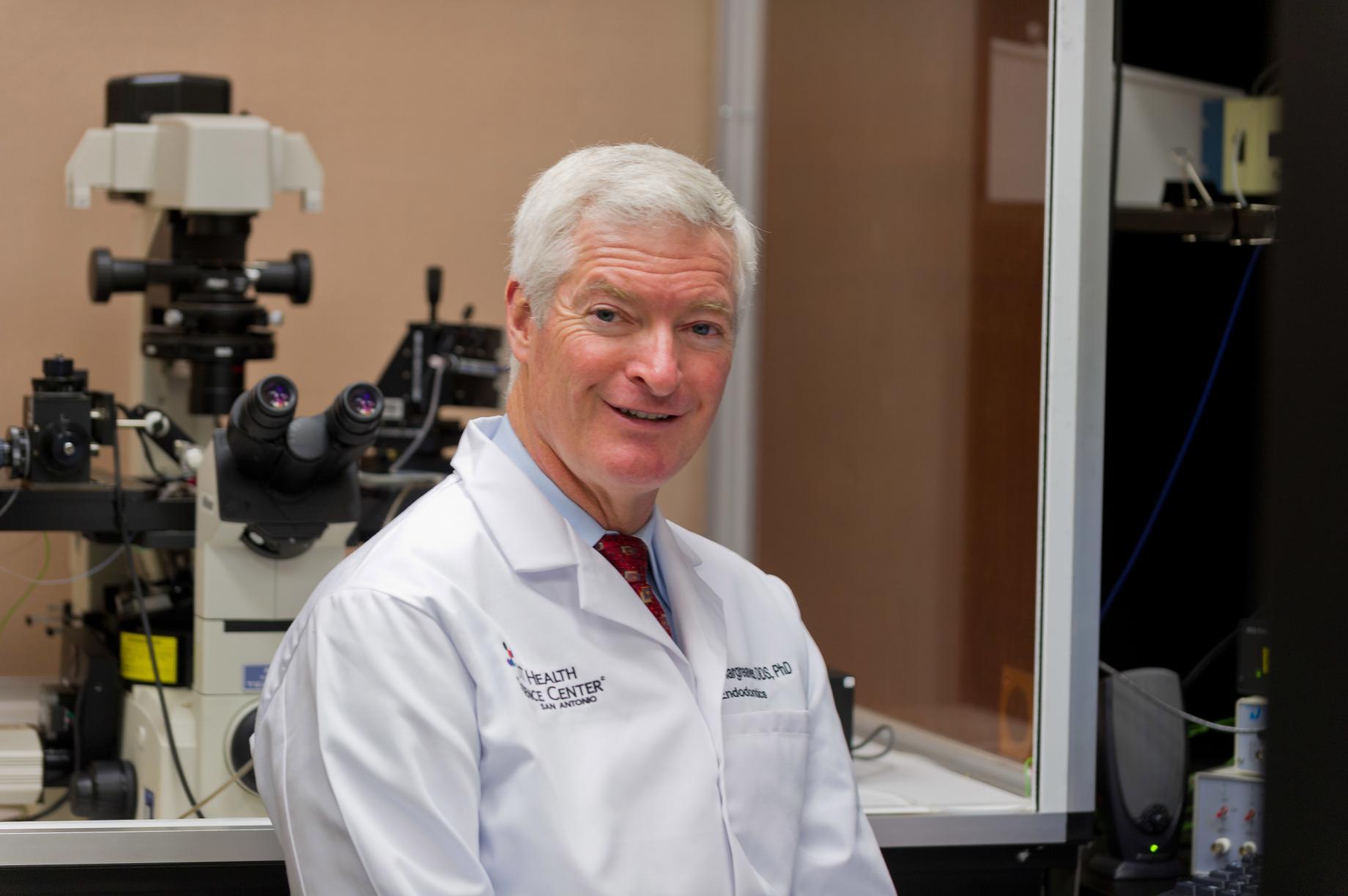 Ken Hargreaves, D.D.S., Ph.D.