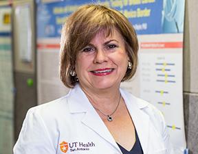 Amelie G. Ramirez, Dr.P.H.