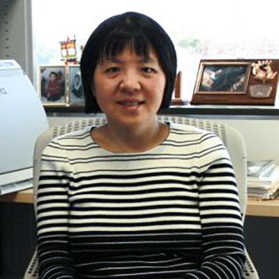 Dr. Jean Jiang, Ph.D., Professor, Biochemistry