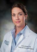 Doctor Jessica Blower