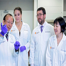 Jean Jiang PhD and research team