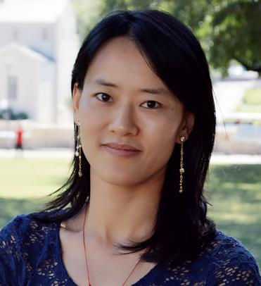 Kexin Xu, Ph.D., Assistant Professor, Molecular Medicine