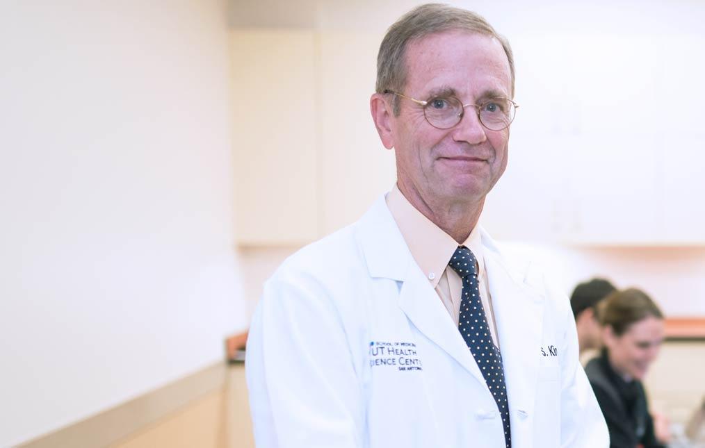 Thomas King, Ph.D.