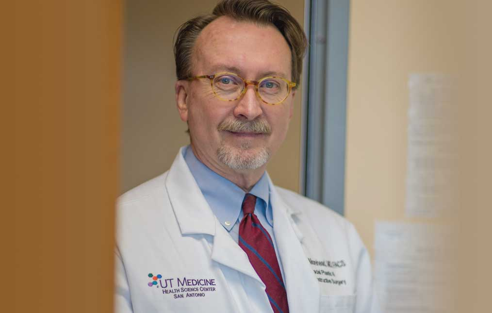 Dr. John Morehead, cosmetic and reconstructive facial plastic surgeon, helps cancer patients, assault victims, those needing functional improvements and people who just want to feel better about how they look.