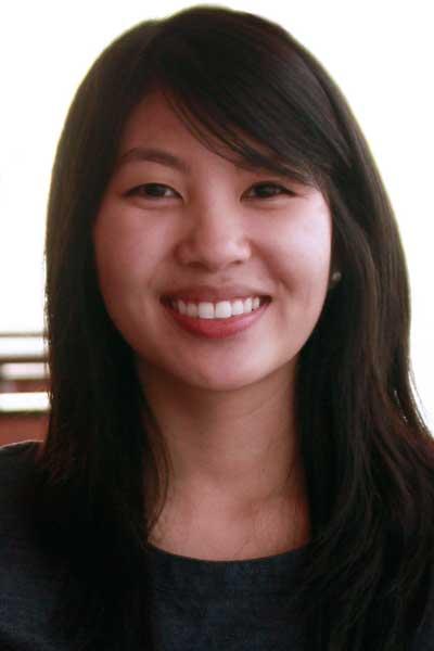 Teresa Nguyen, dental student
